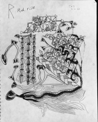 Old English Runes #5: Rad