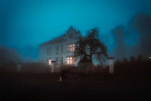 Scary Saturday – My Grandparents' House