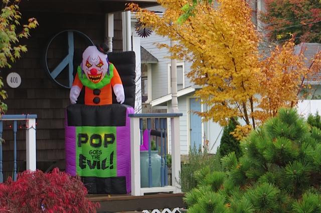31 Oct: Halloween On The Ilwaco Flatlands