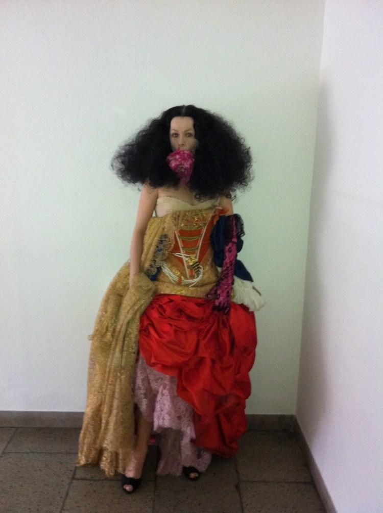 Michaela im Köstum an der Bayerischen Staatsoper