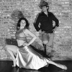 tangomuenchen- Fabian und Michaela bei einem shooting in München