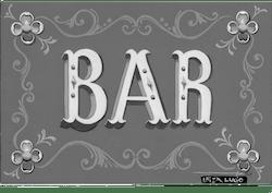 tangomuenchen- lettering Schild