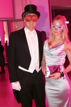 Christian von Bötticher und Jennifer Nickel