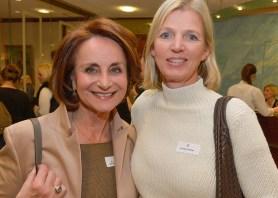 Dr. Cristina Barth und Kirsten Dahler