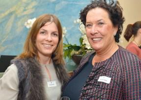 Svenja Landt und Barbara Dede
