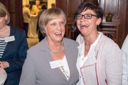Ursula Haag und Esther Venohr