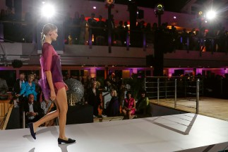 FASHION2NIGHT At MS EUROPA 2 In Hamburg