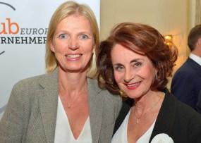 Kirsten Dahler (Dahler & Company) und Dr. Cristina Barth-Frazzetta (CBF-Coaching)