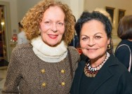 Marietta Andreae und Sonja Lahnstein-Kandel