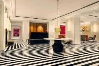 The Mark Hotel – Lobby Area