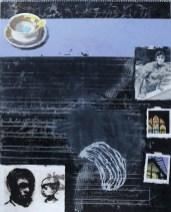 »Light happens«, Öl auf Karton und Holz · 102 x 81,5 cm