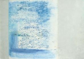 Cora Corte - »Im Vorüberwehen«, Öl · Bütten · Holz · 76 x 107,5 cm