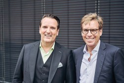 Ralf Dümmel und Stefan Leitz