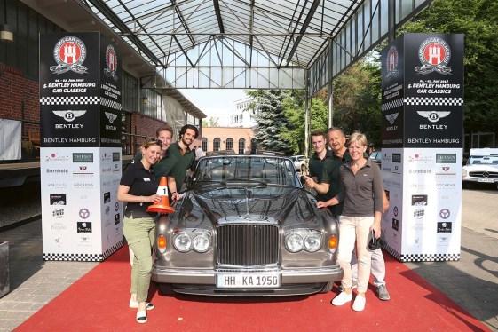 Team Bentley Hamburg