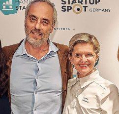 Christian Rach und Yvonne Tschebull