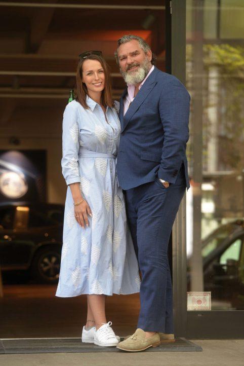 Steffi und Michael Manfred Fischer