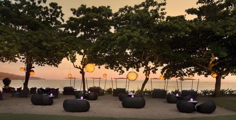 Sunset Beach Bar & Grill Meerblick