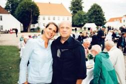 Regina Thomsen-Mascher und André Binroth