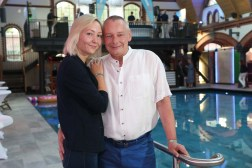 guteleudesommerfest-Harry Schulz mit Freundin Melanie (c) Gute Leude Fabrik