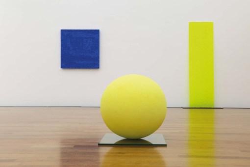 Reiner Seliger, Ring Plexiglas, Farbe, 2019 60 x 60 x 12 cm