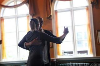 Afternoon milonga at Tango on Iceland 2011