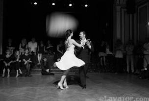 Diego y Maria Belen. Red evening at Tango on Iceland 2011 - 4