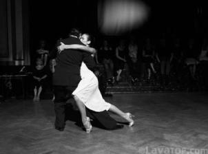 Diego y Maria Belen. Red evening at Tango on Iceland 2011 - 7