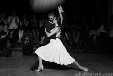 Diego y Maria Belen. Red evening at Tango on Iceland 2011