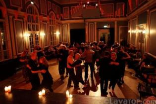 Red evening at Tango on Iceland 2011 - 2