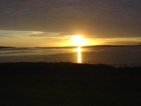 Midnight Sun Iceland