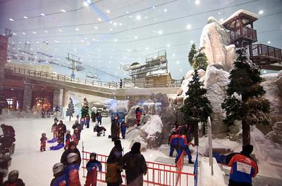 Indoor Ski Resort