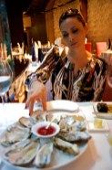 Dining on $200 oysters