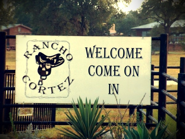 Welcome to Rancho Cortez