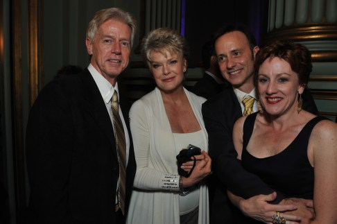 Ken Henderson, Gloria Loring, Brian Boitano & Lisa Vroman