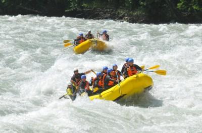 1-rafting