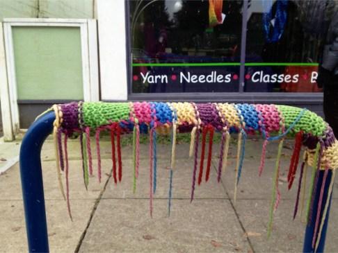 Portland Knit Bomb