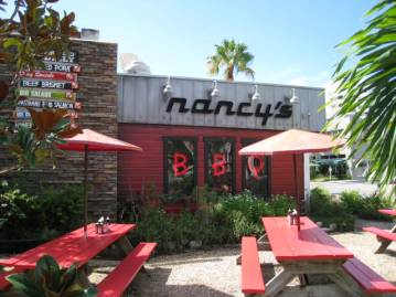 Nancy's BBQ: Serving up tasty Carolina- Style Pulled Pork with a Smile