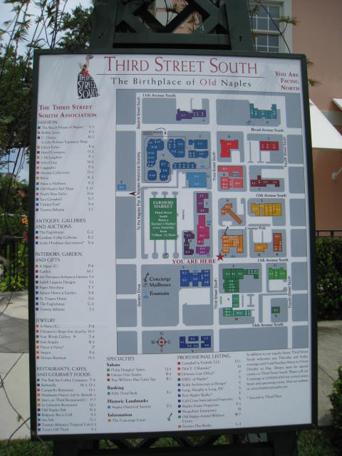 Third Street South District