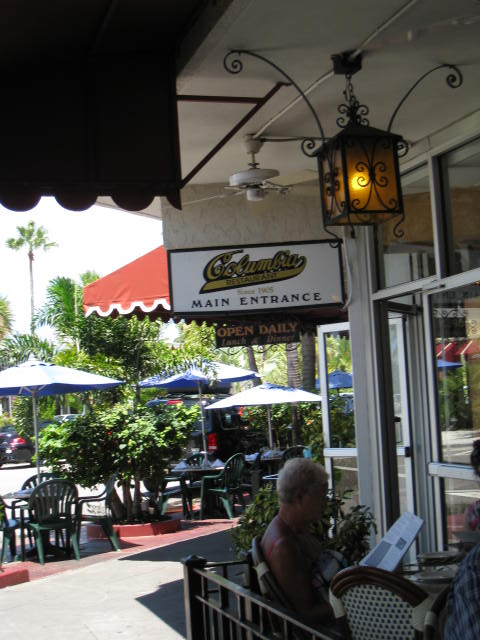 Columbia Restaurant- St. Armands Circle