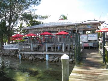 The New Pass Grill and Bait Shop: Sarasota's Best Kept Secret.