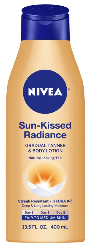 NIVEA Sun-Kissed Radiance