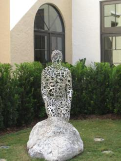 Alfond Inn Sculpture