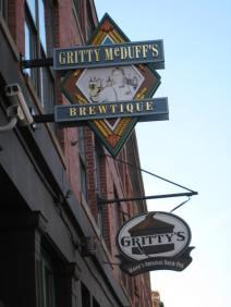 Grittys Pub