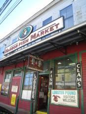 Old Port Fish Market