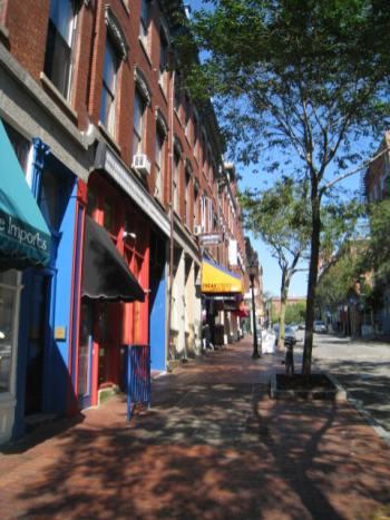 Portland_City Street