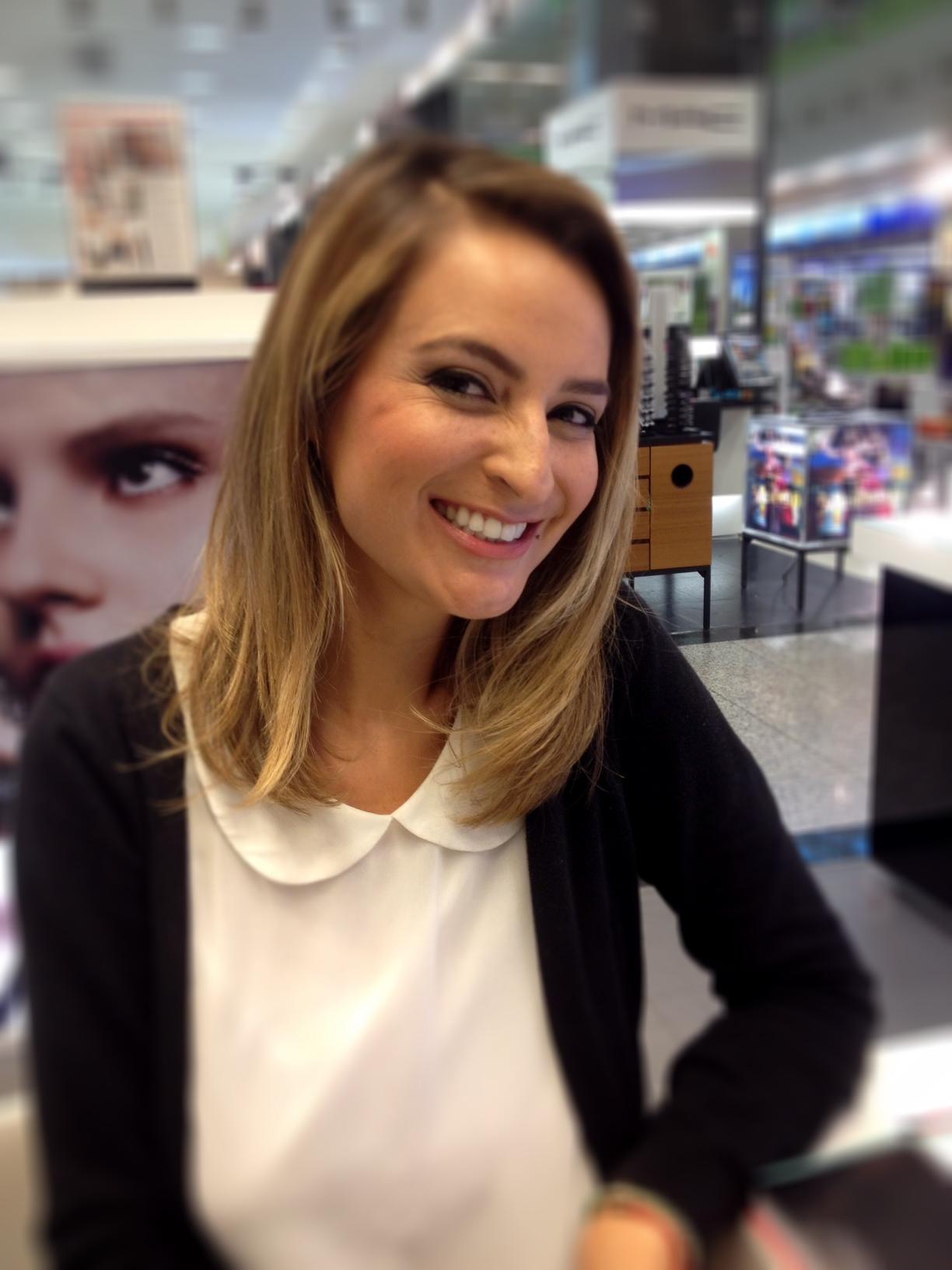 christina santos calvin klein makeup review