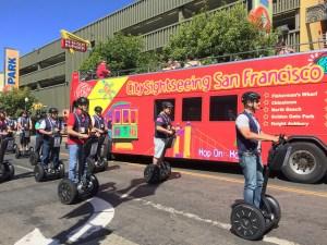 "tours tourist segway sightseeing bus double-decker ""san francisco"" ""lynn friedman"" ""tangodiva"""