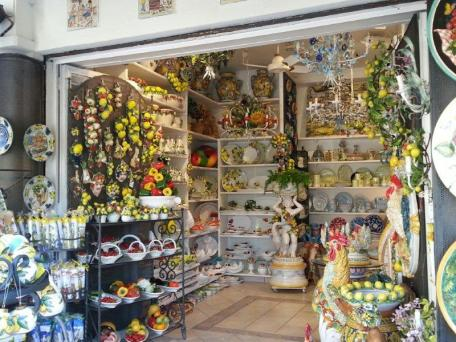 Capri_Shopping