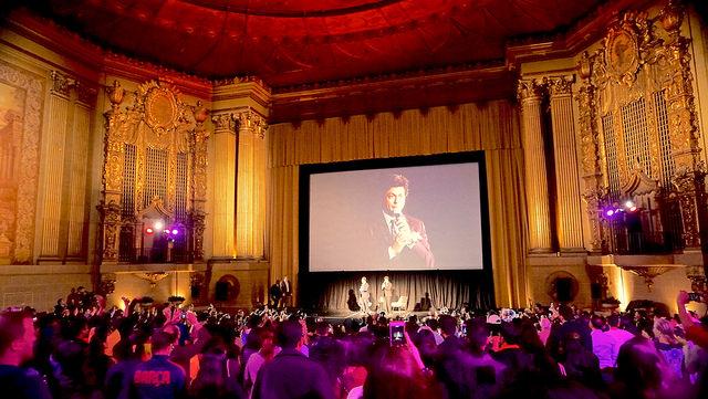 San Francisco Film Festival, Castro Theatre.