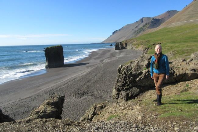 Iceland Black Sand Lava Beaches